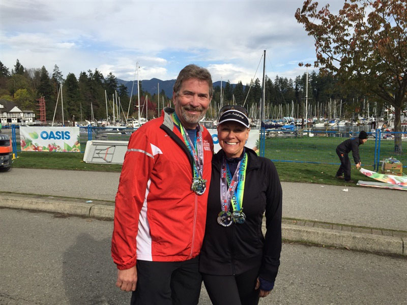 2015 Vancouver Finish